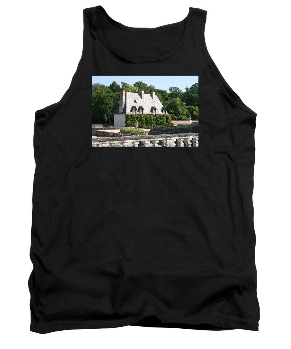 Caretaker Tank Top featuring the photograph Caretakers Home by Christiane Schulze Art And Photography
