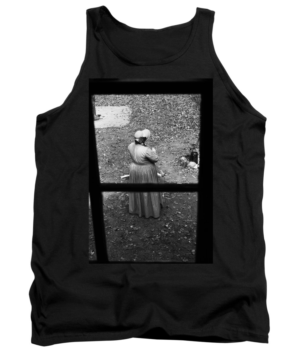 Vancouver Tank Top featuring the photograph Carols Plot by The Artist Project