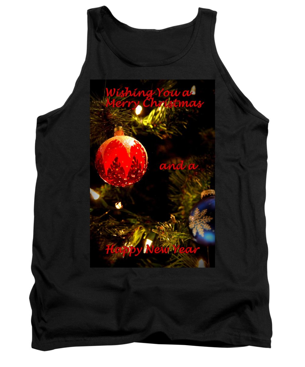 Christmas Tank Top featuring the photograph Christmas Best by Travis Truelove