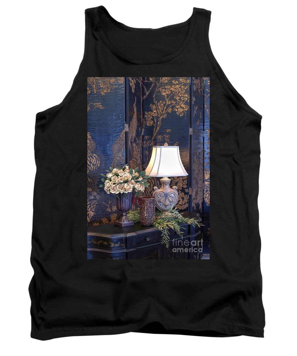 Classy Interior Tank Top featuring the photograph Classy Interior by Liane Wright