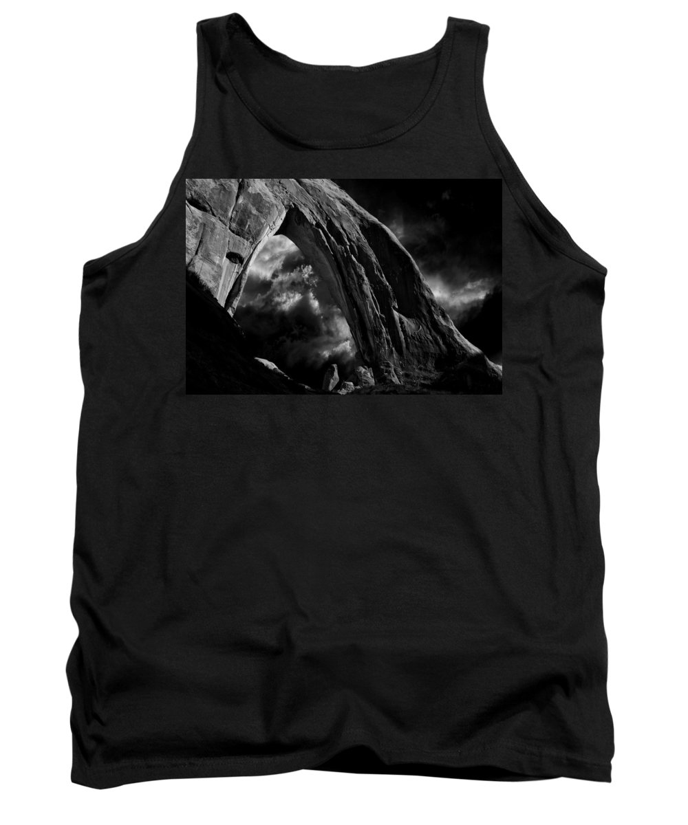 Atmosphere Tank Top featuring the photograph Cloud 127 by Ingrid Smith-Johnsen