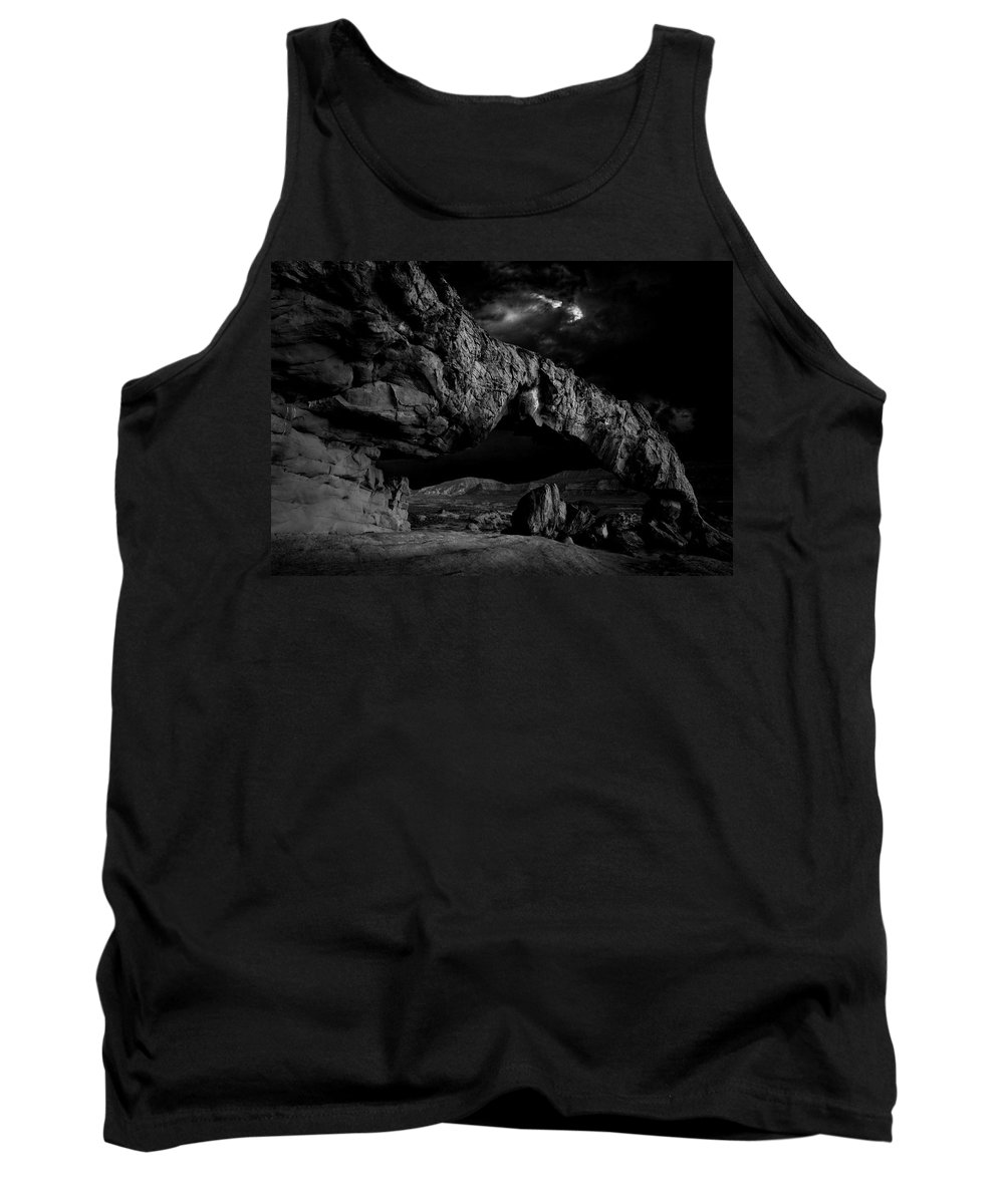 Atmosphere Tank Top featuring the photograph Cloud 137 by Ingrid Smith-Johnsen