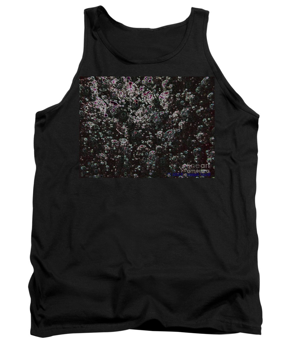 Digital Tank Top featuring the photograph Conceptual Reality by Joseph Baril