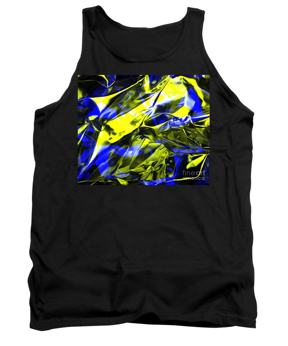 Rgb Tank Top featuring the photograph Digital Art-a17 by Gary Gingrich Galleries
