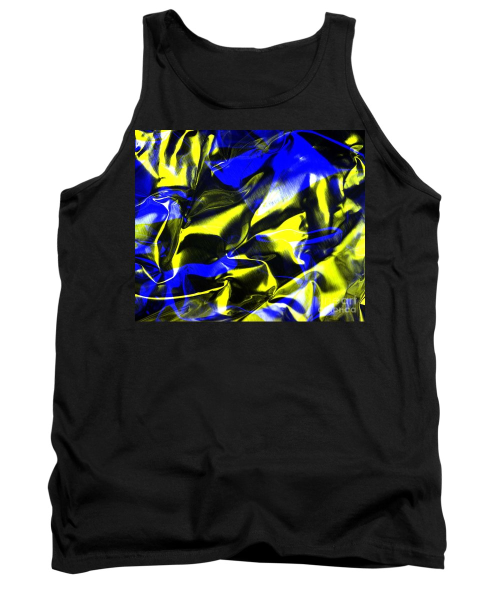 Rgb Tank Top featuring the photograph Digital Art-a19 by Gary Gingrich Galleries