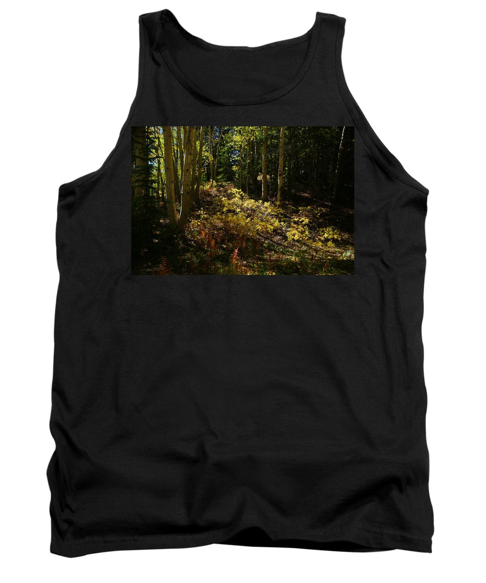 Drawn In Tank Top featuring the photograph Drawn In by Jeremy Rhoades