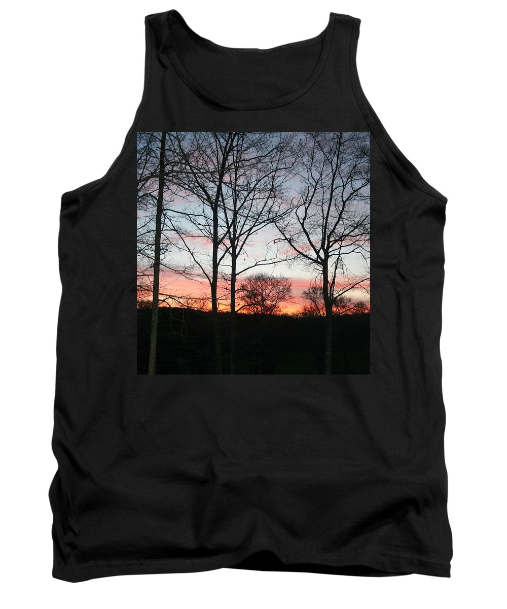 Early One Morning Tank Top featuring the photograph Early One Morning Iv by Cody Cookston