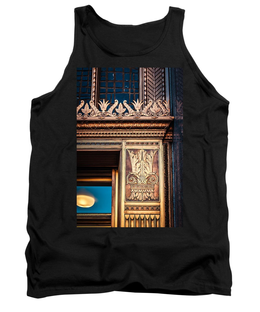 Architecture Tank Top featuring the photograph Elegant And Old by Melinda Ledsome