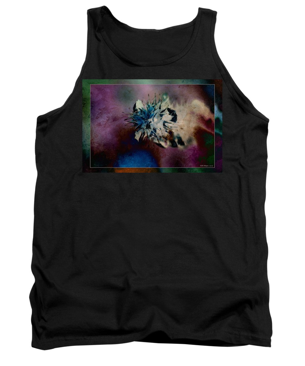 Plant Tank Top featuring the photograph Expodition by WB Johnston