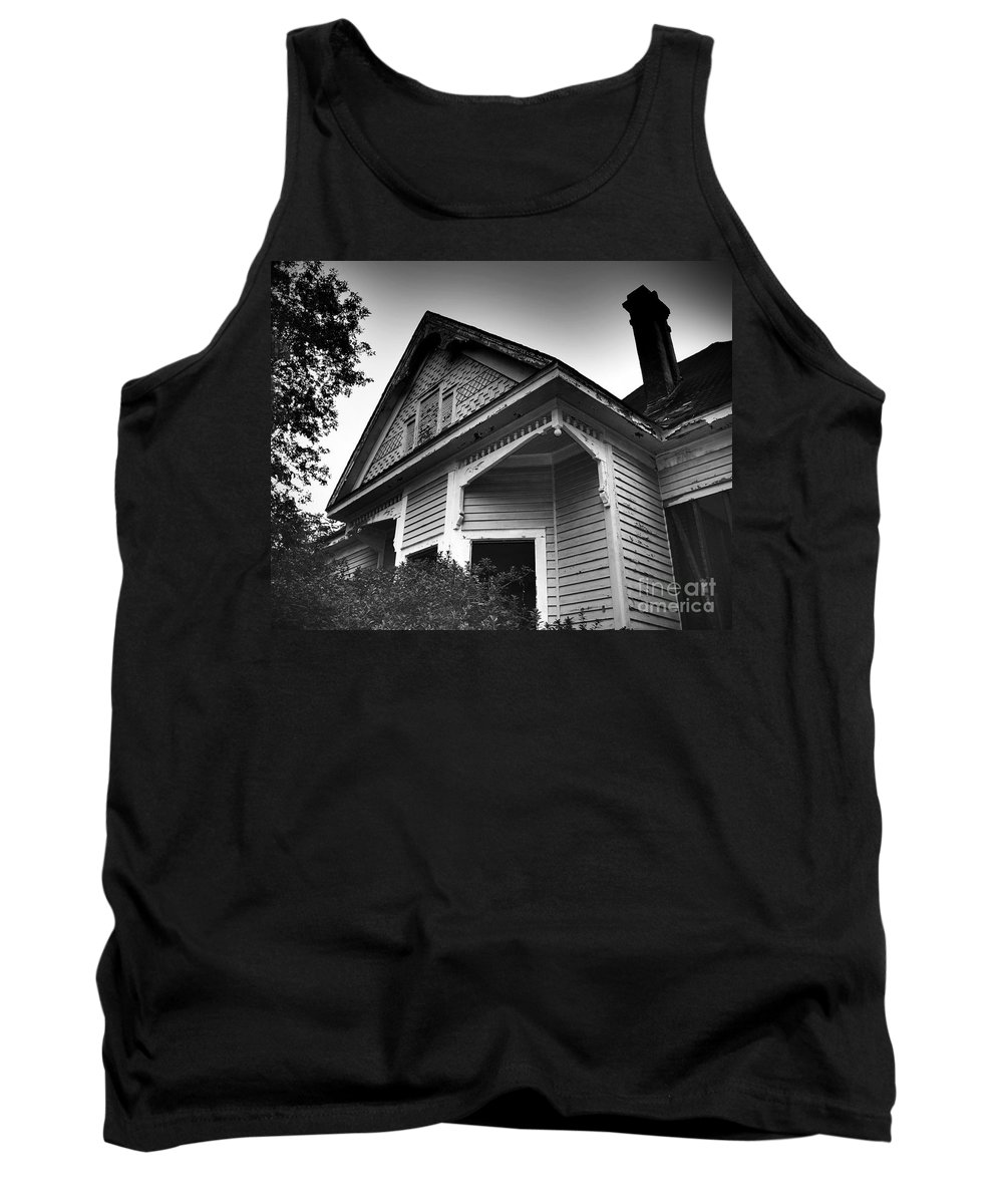 Fading Tank Top featuring the photograph Fading Away by Liz Masoner