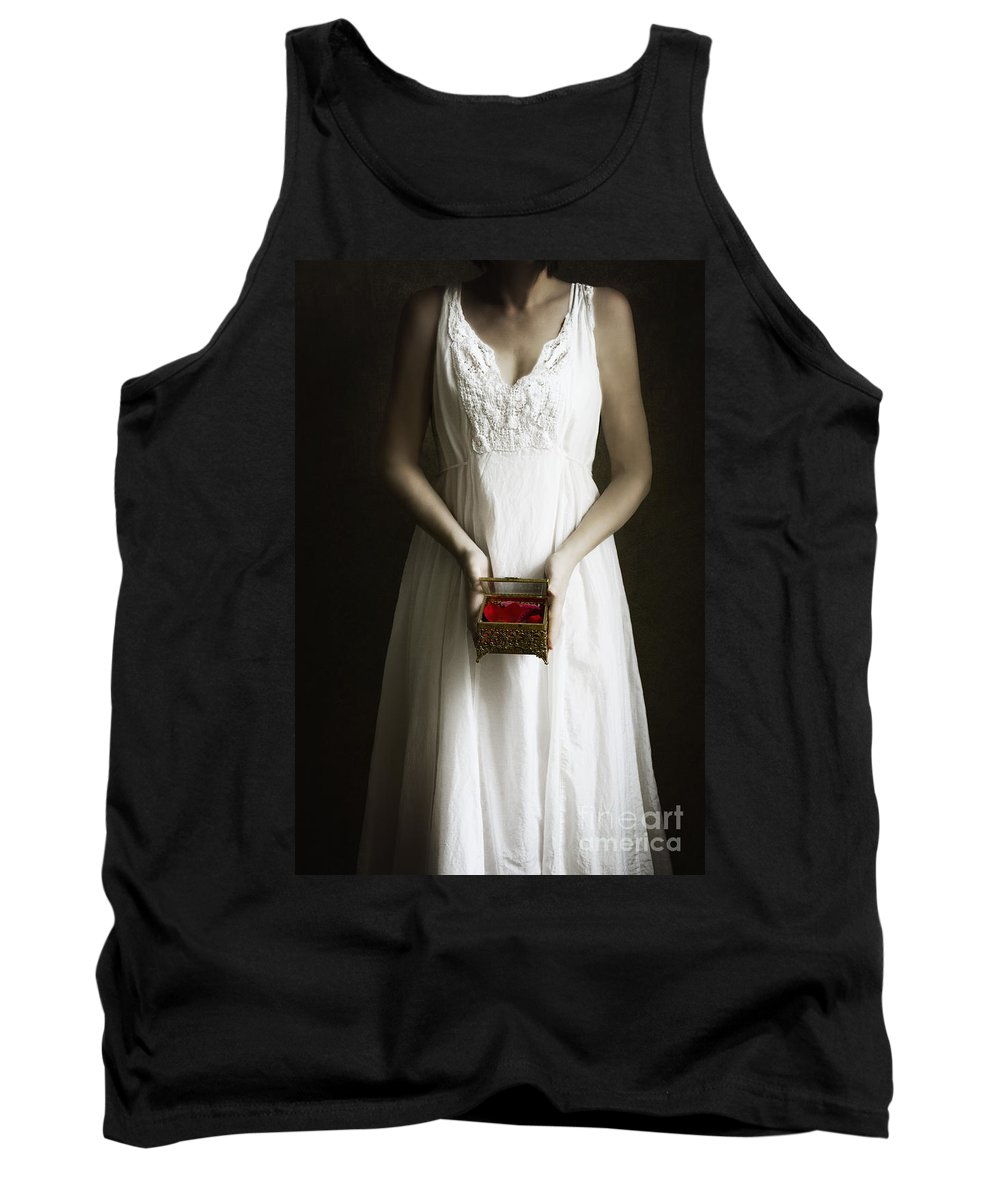 Caucasian Tank Top featuring the photograph Fertility by Margie Hurwich