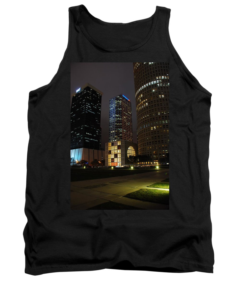 Tampa Tank Top featuring the photograph Florida Museum Of Photographic Arts by Beverly Stapleton