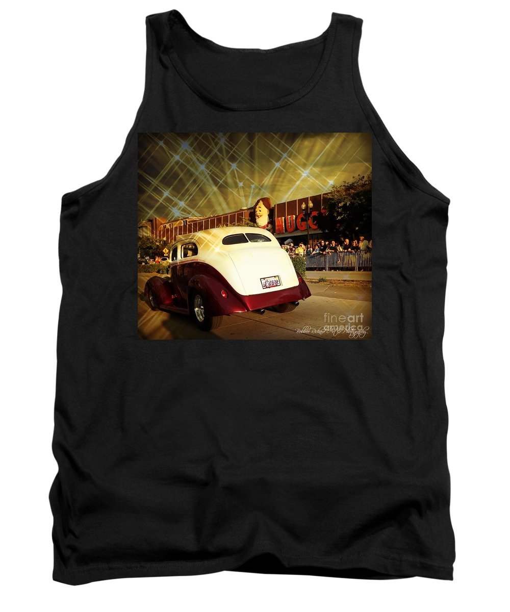 Acrylic Prints Tank Top featuring the photograph Glitzy by Bobbee Rickard