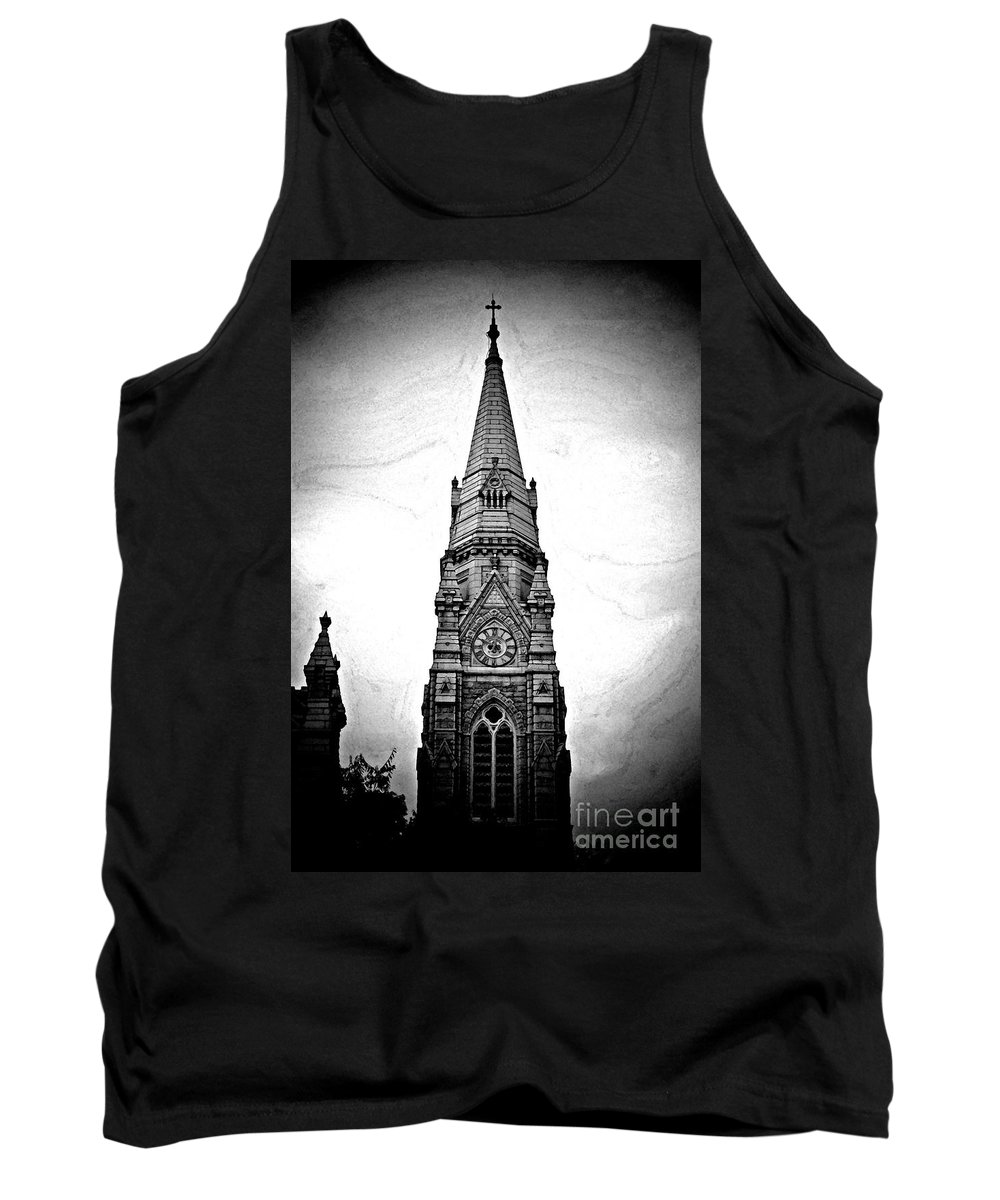 Baltimore Tank Top featuring the photograph Glow Of Corpus Christi by Jost Houk
