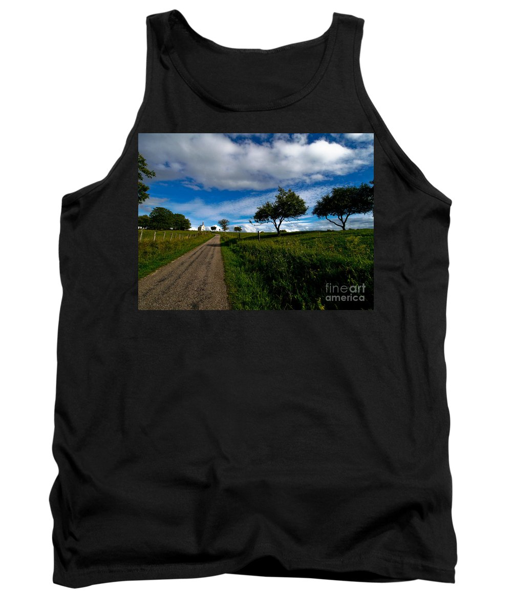 Chapel Tank Top featuring the photograph Going To The Chapel by Brothers Beerens