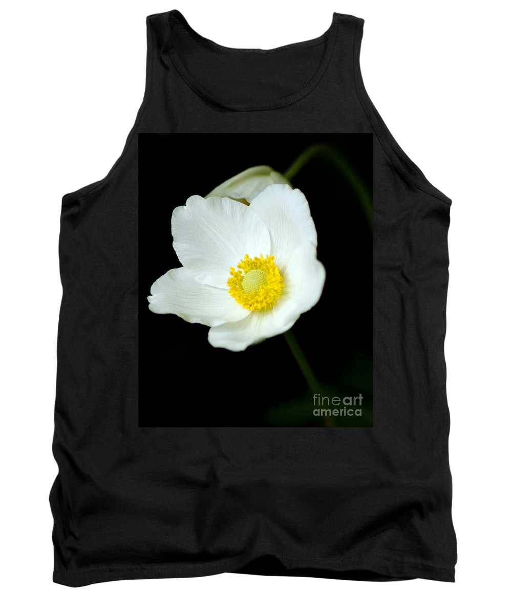 Flowers Tank Top featuring the photograph Gram's Garden by Anita Braconnier