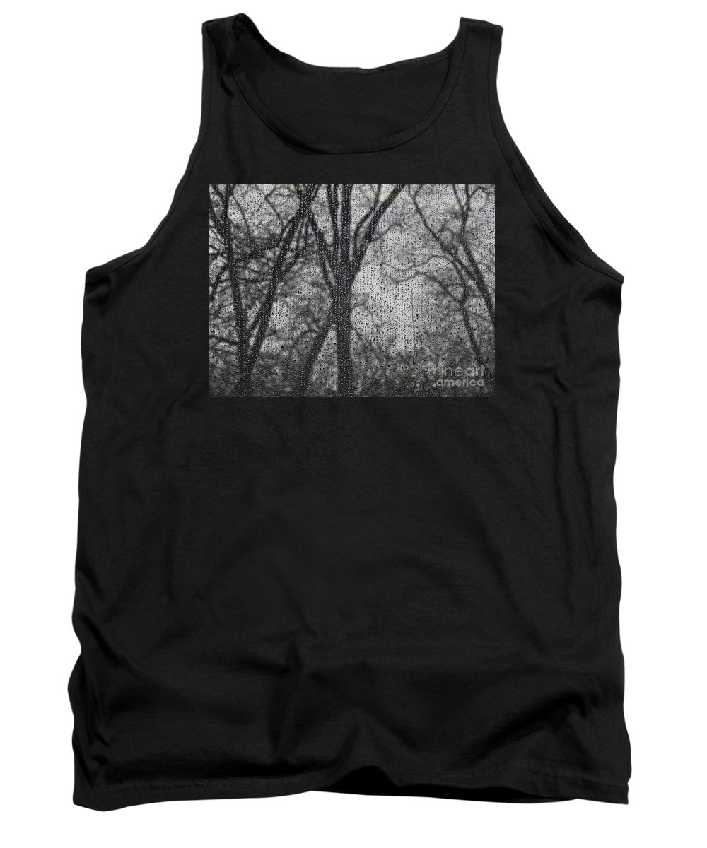 Grief 2 Tank Top featuring the photograph Grief 2 by Sarah Loft