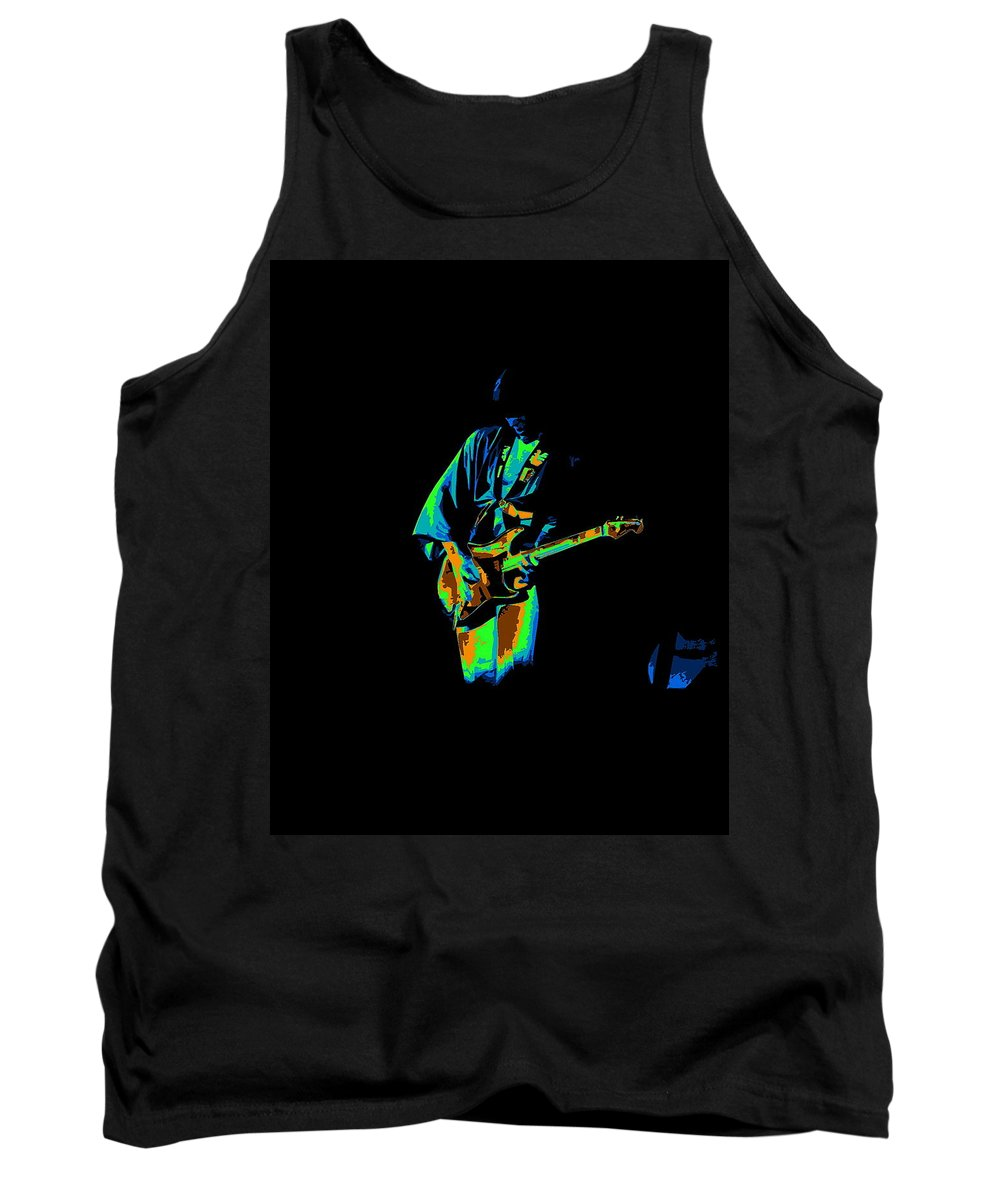 Roger Fisher Tank Top featuring the photograph Heart #29abc by Ben Upham