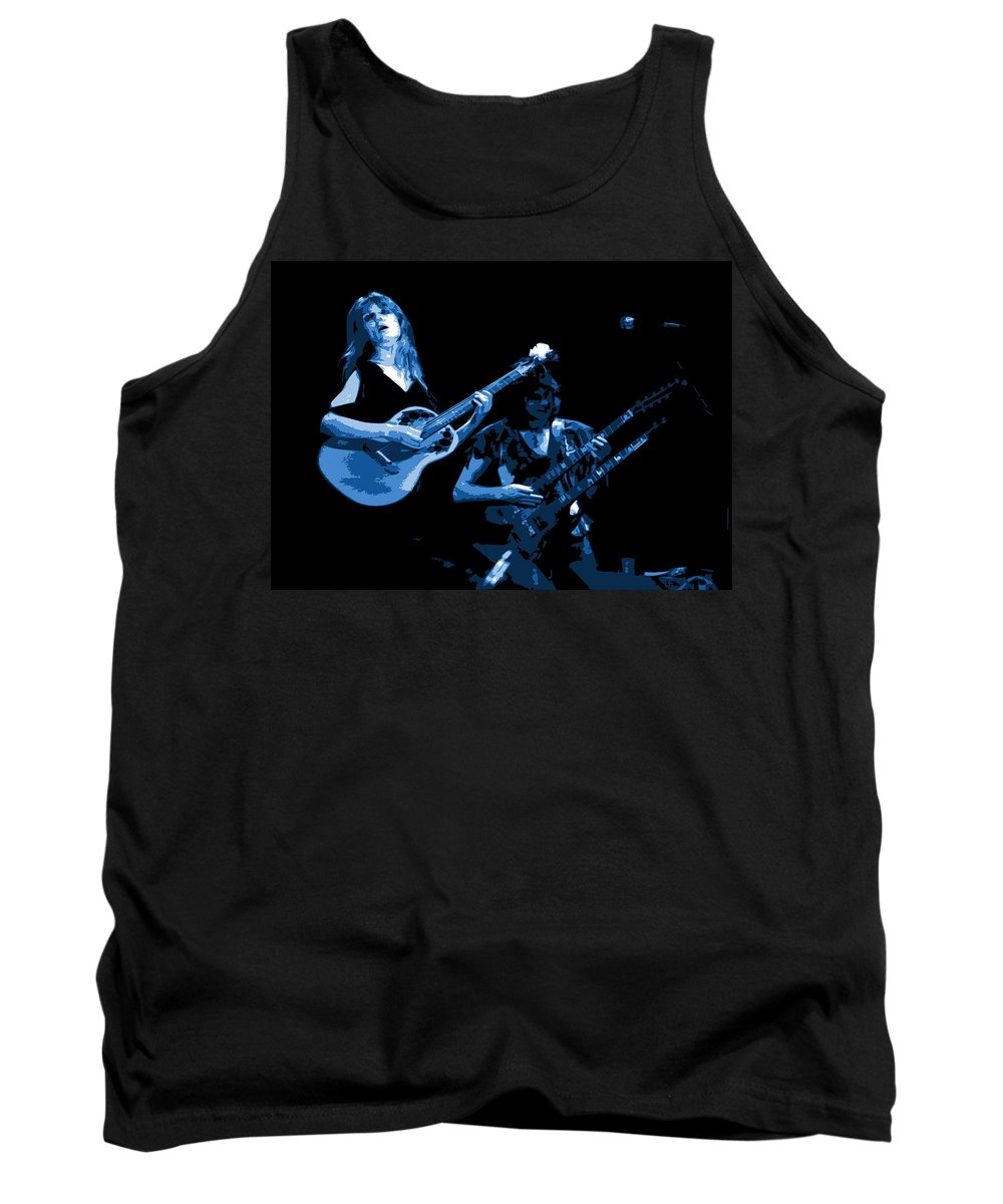 Heart Tank Top featuring the photograph Heart #42ab by Ben Upham