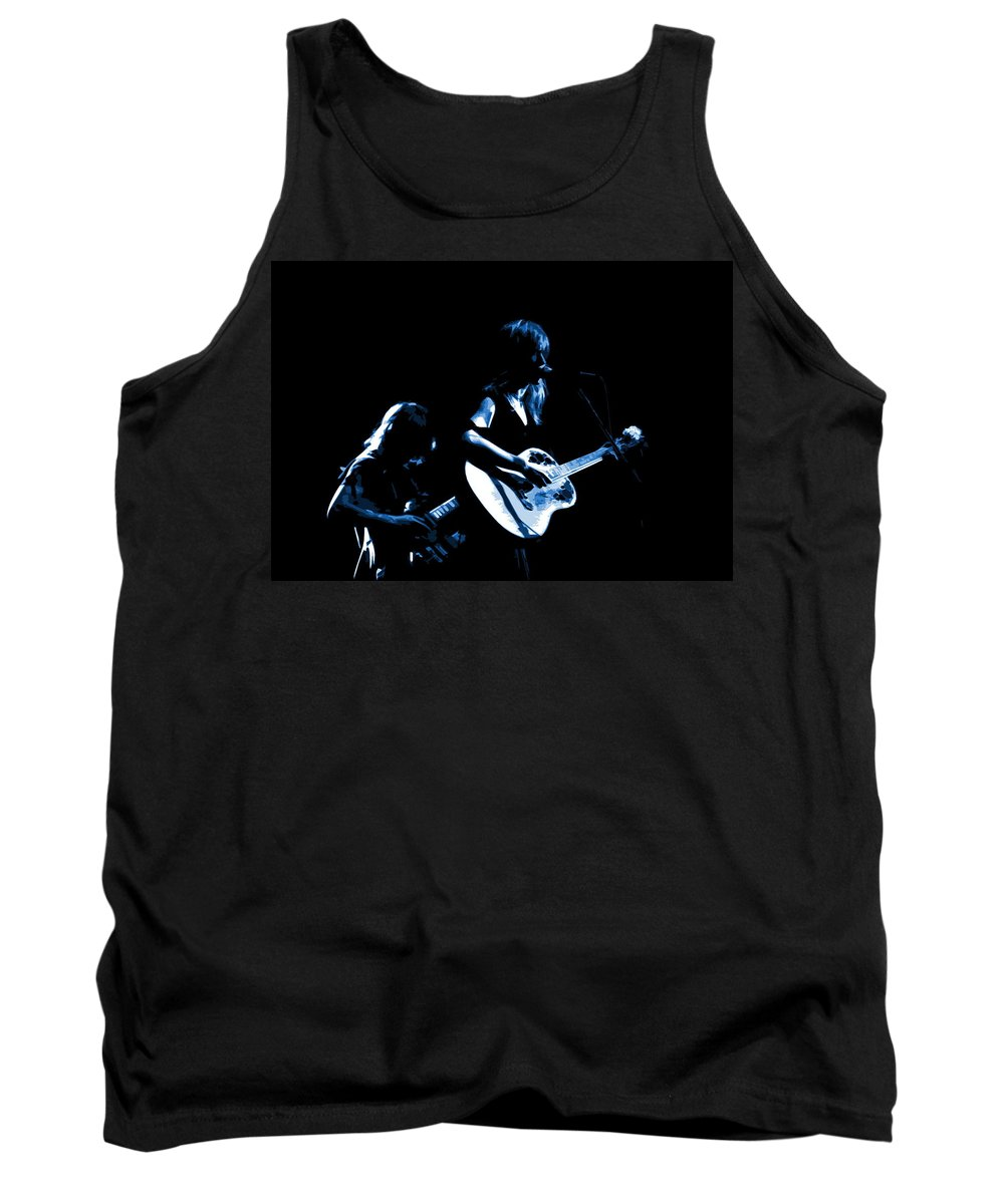 Heart Tank Top featuring the photograph Heart #47ab by Ben Upham