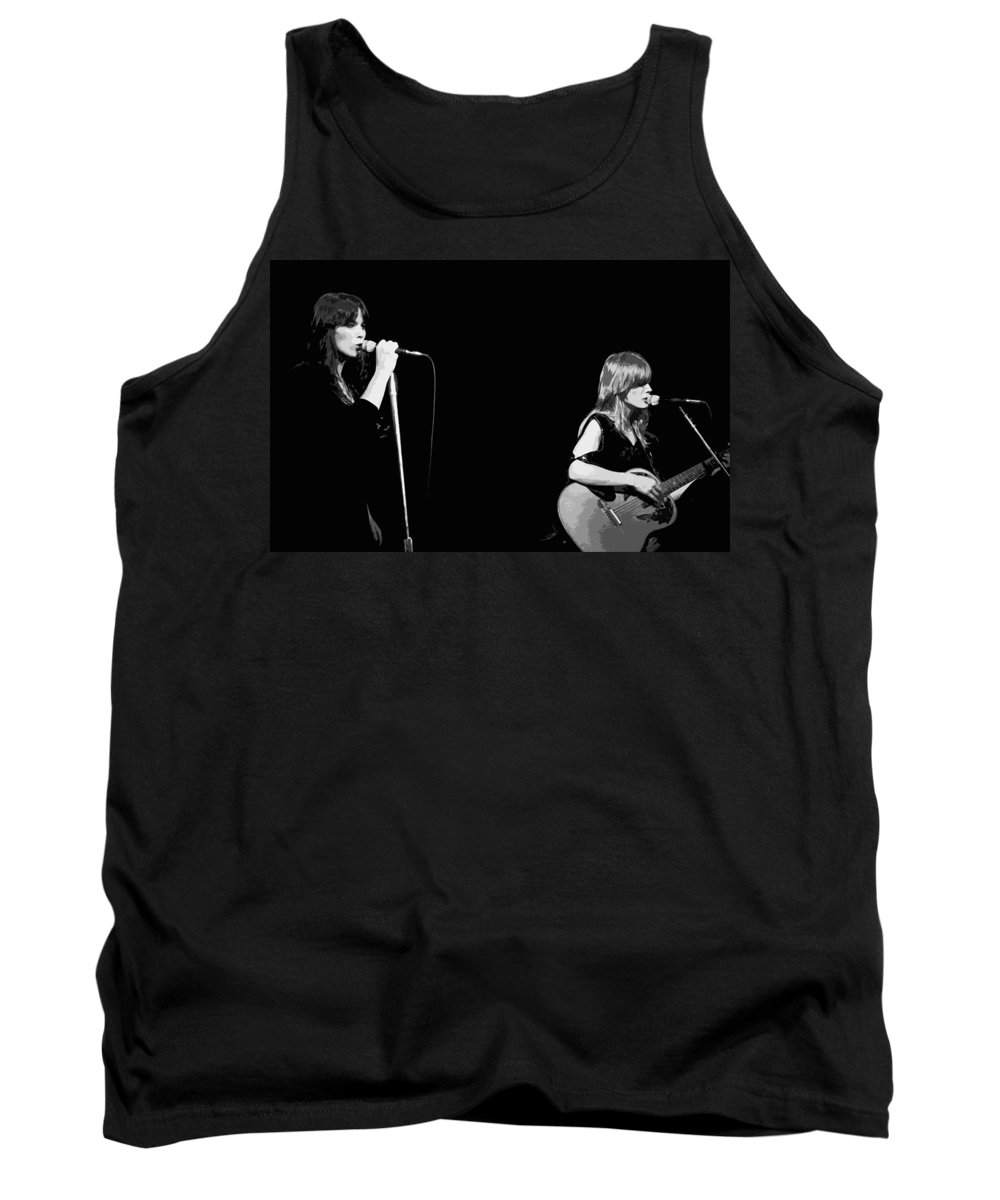 Heart Tank Top featuring the photograph Heart #56a by Ben Upham