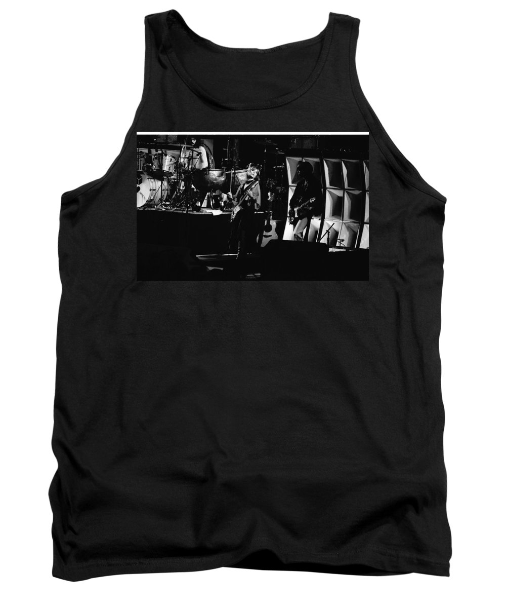 Classic Rock Tank Top featuring the photograph Heart #6 by Ben Upham