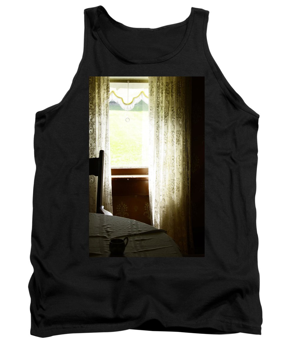 Vancouver Tank Top featuring the photograph Henrys Gone by The Artist Project