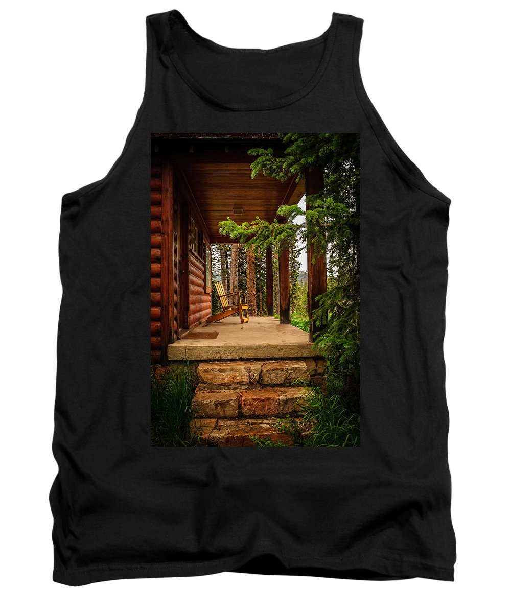 Gigimarie Tank Top featuring the photograph Home Away From Home by Gina Herbert