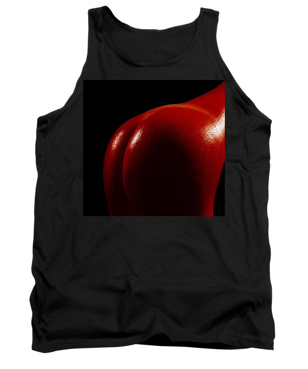 Sexy Tank Top featuring the photograph Hot Cakes by Brian Reaves