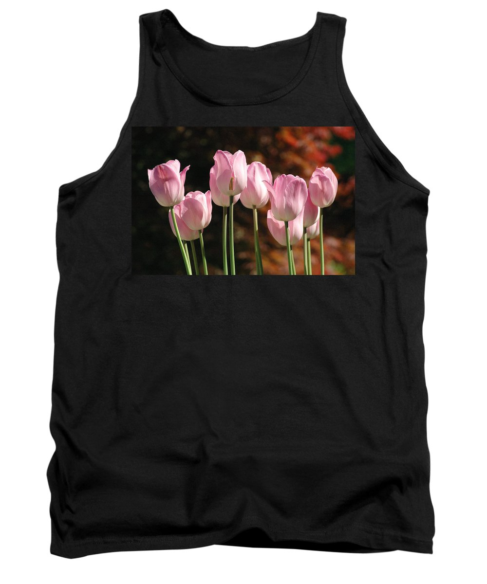 Tank Top featuring the photograph Images Of Spring by Daniel B McNeill