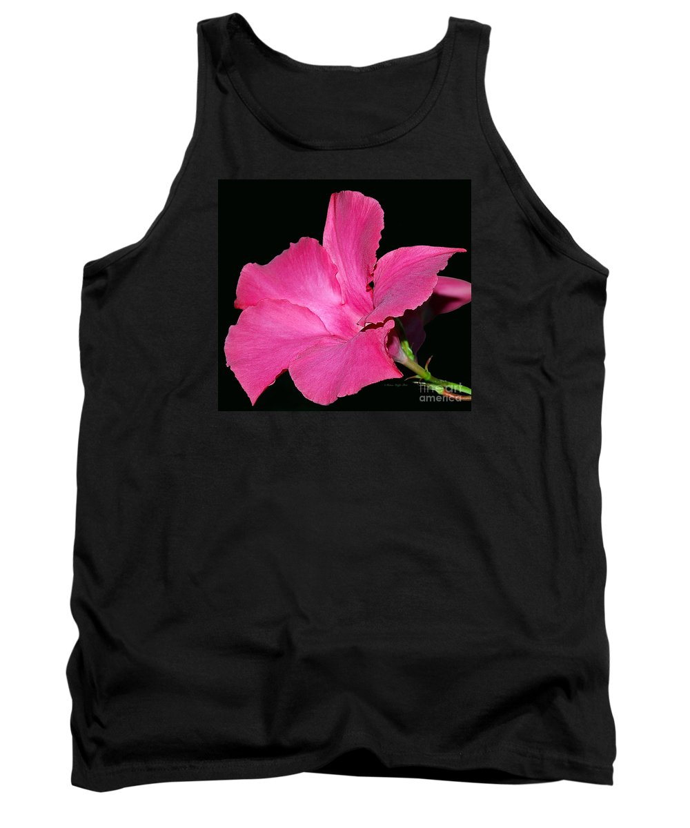 Fine Art Photography Tank Top featuring the photograph Leilani by Patricia Griffin Brett