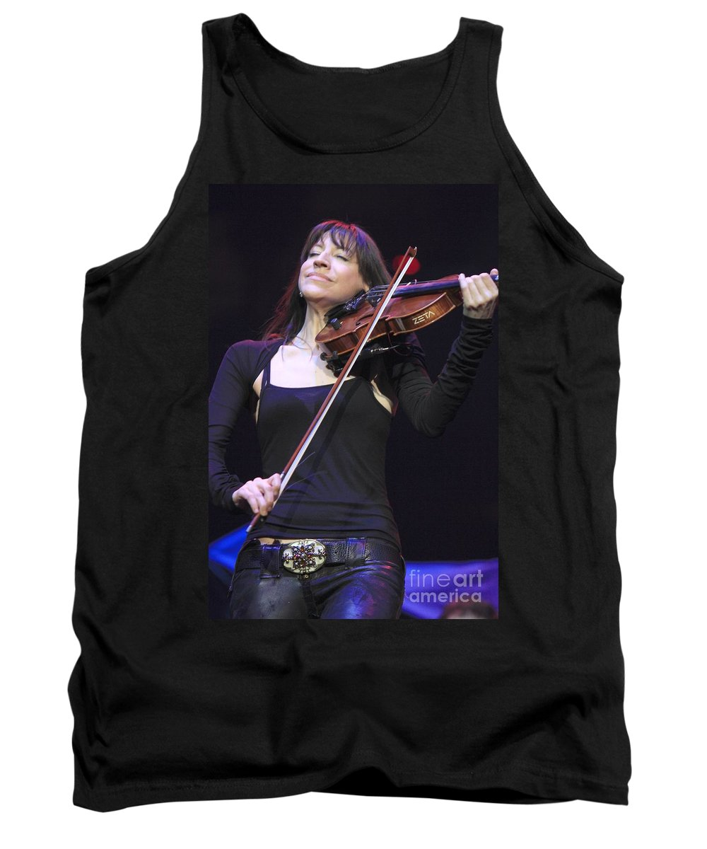 Photos For Sale Tank Top featuring the photograph Lorenza Ponce by Concert Photos