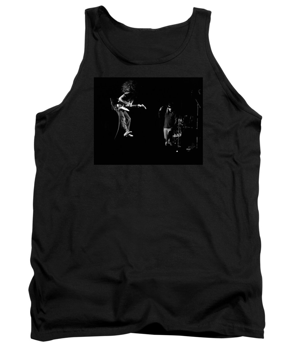 Lynyrd Skynyrd Tank Top featuring the photograph Ls Spo #24 by Ben Upham