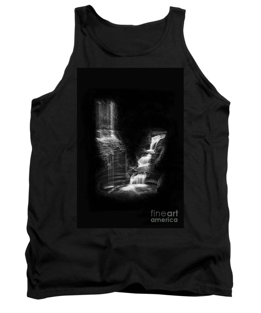 Michele Tank Top featuring the photograph Luminous Waters Iv by Michele Steffey