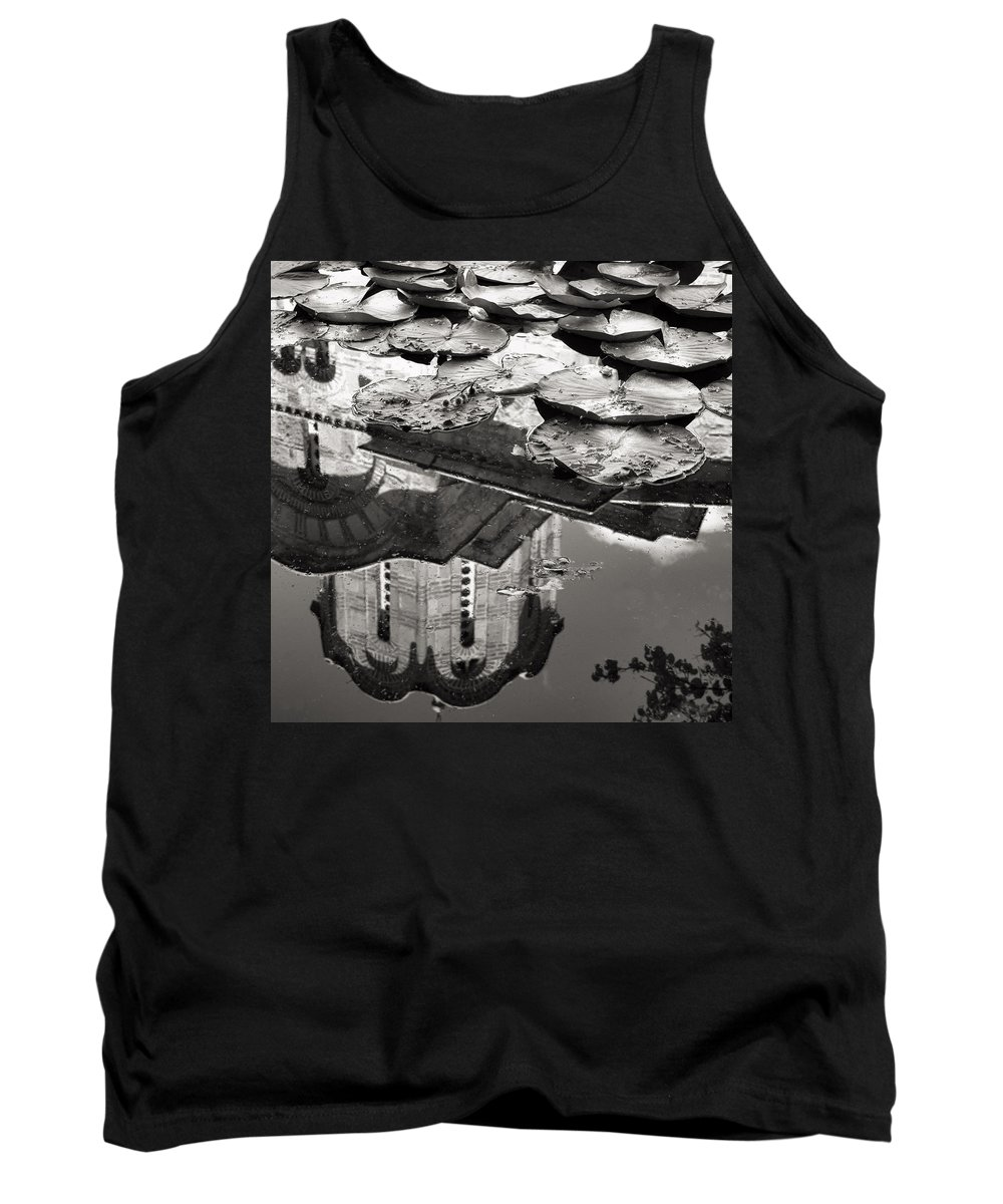 Churches Tank Top featuring the photograph Marko's Monastery Near Skopje by For Ninety One Days