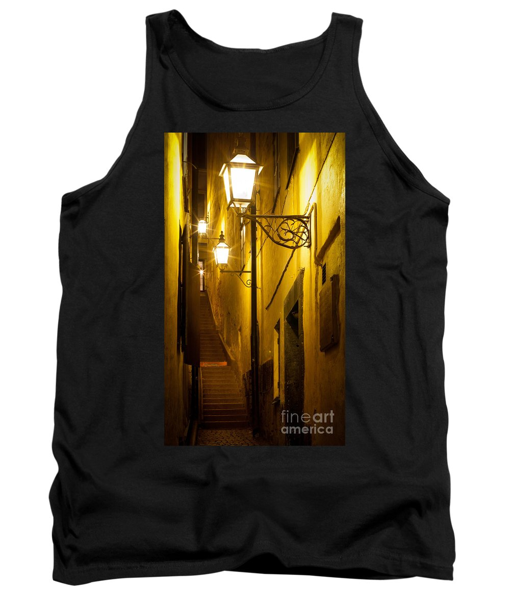 Europe Tank Top featuring the photograph Marten Trotzigs Grand by Inge Johnsson