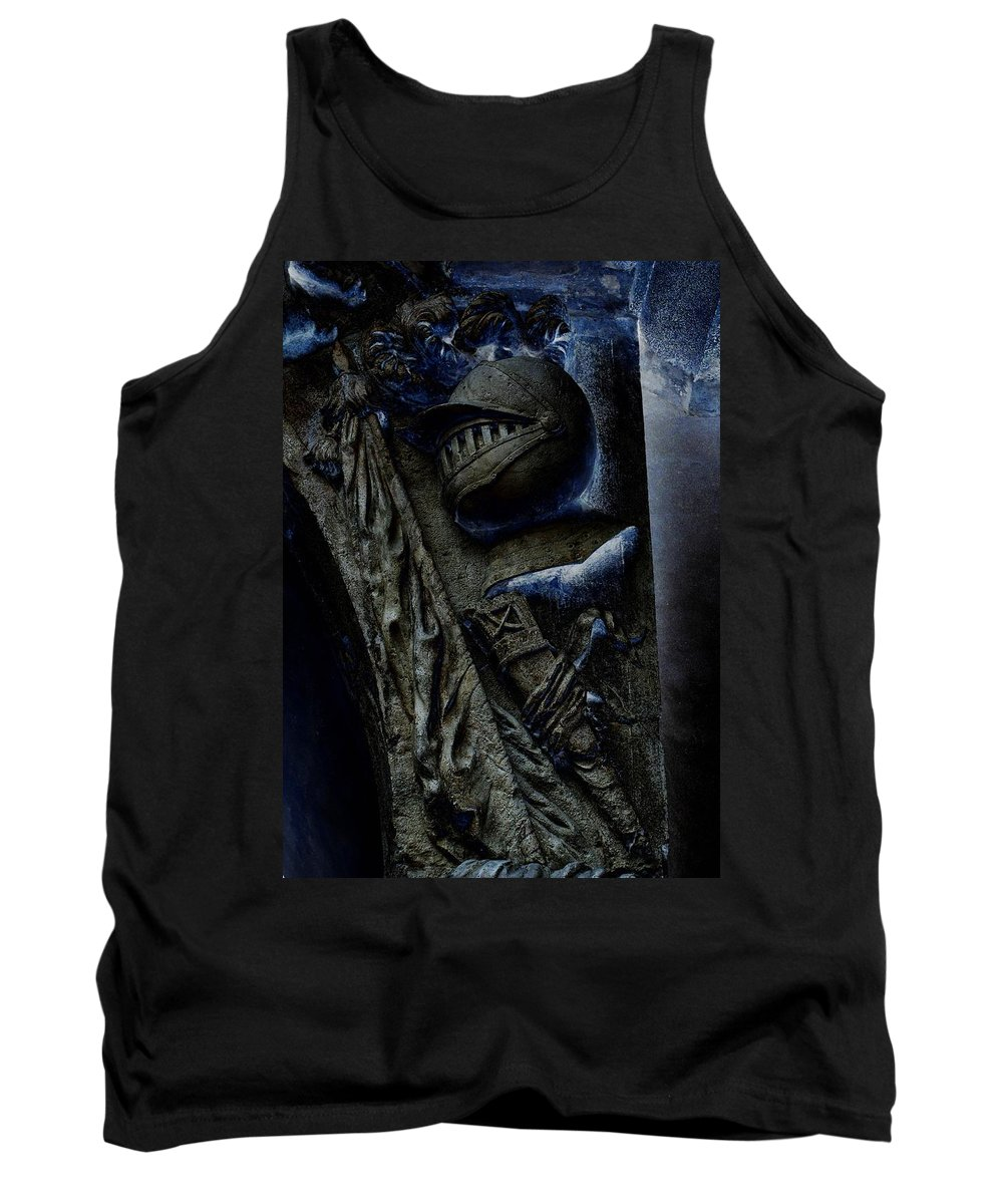 Footsoldiers Tank Top featuring the photograph Milites Series I by Natalie Ortiz