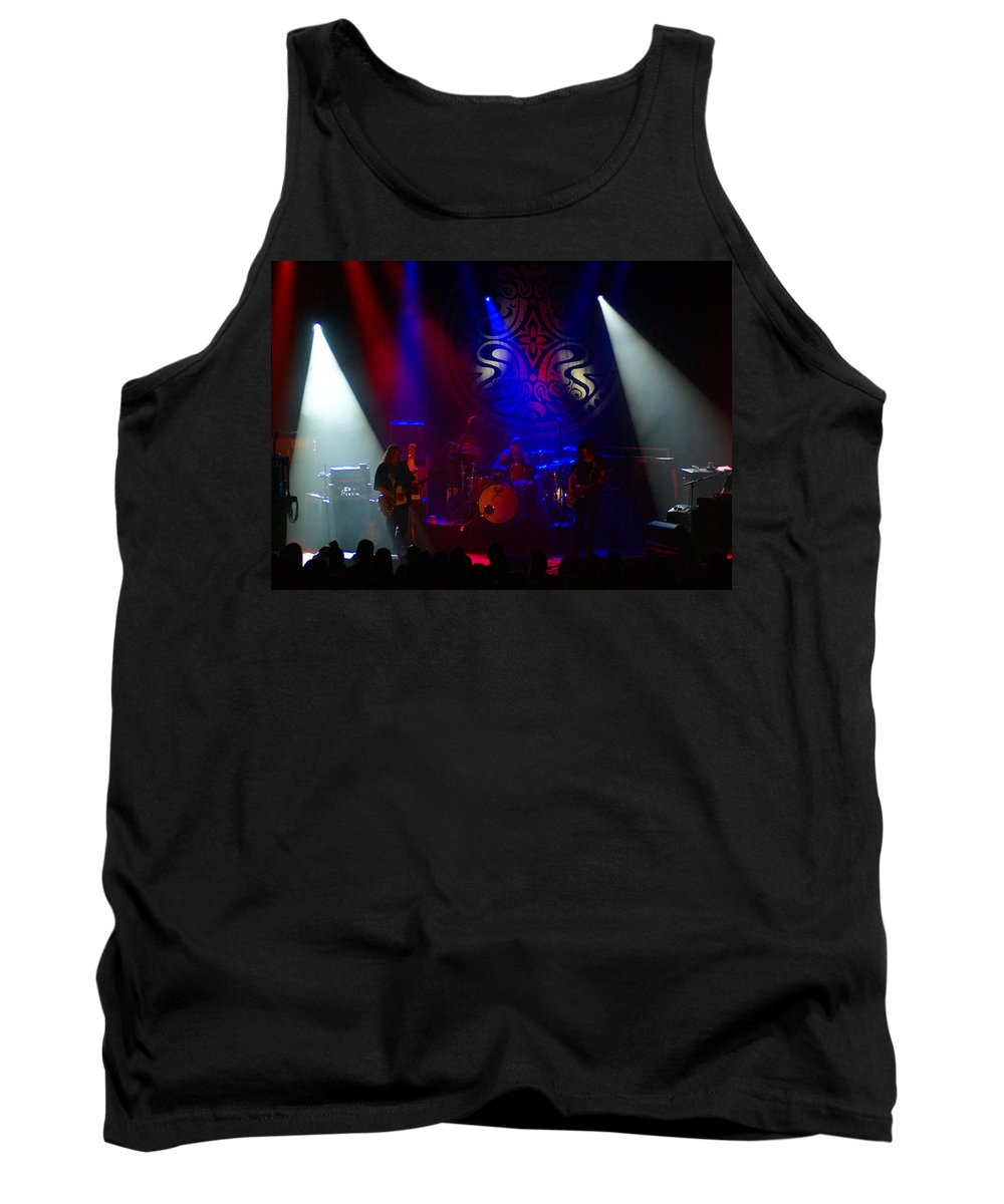 Gov't Mule Tank Top featuring the photograph Mule #3 by Ben Upham