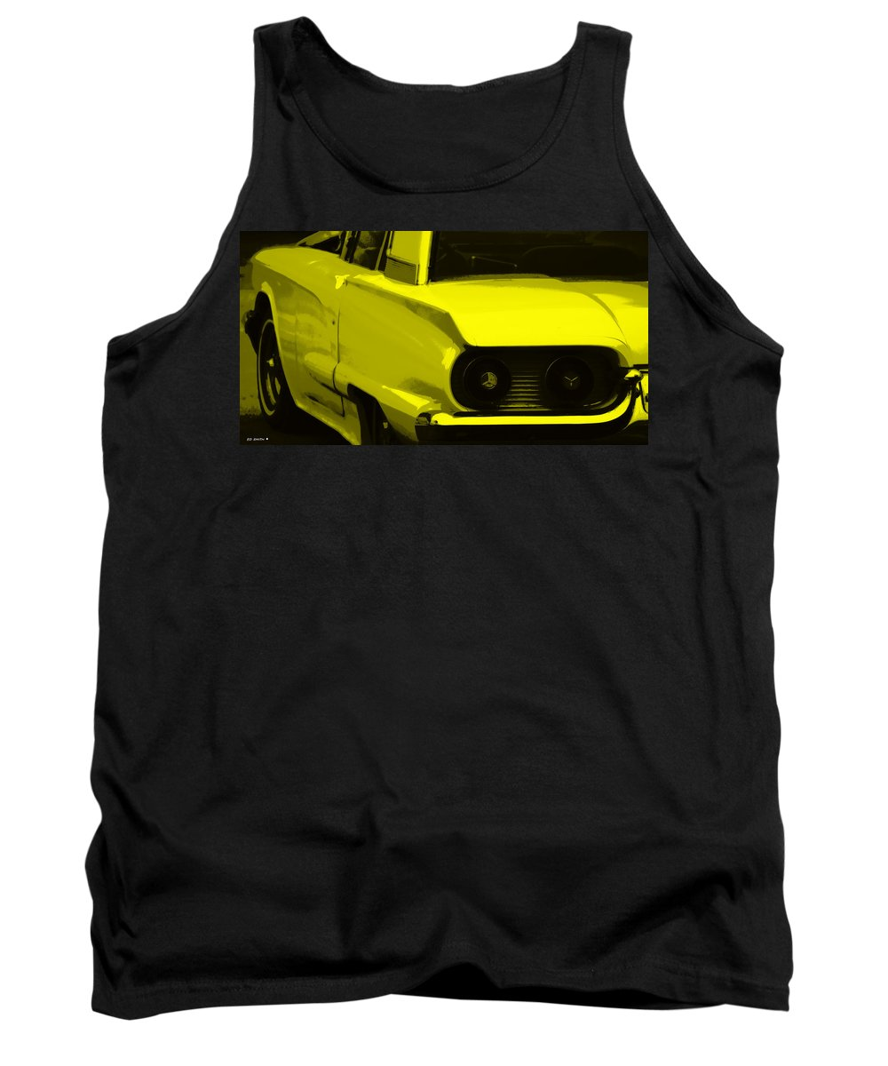 Oc2 Tank Top featuring the photograph OC2 by Ed Smith