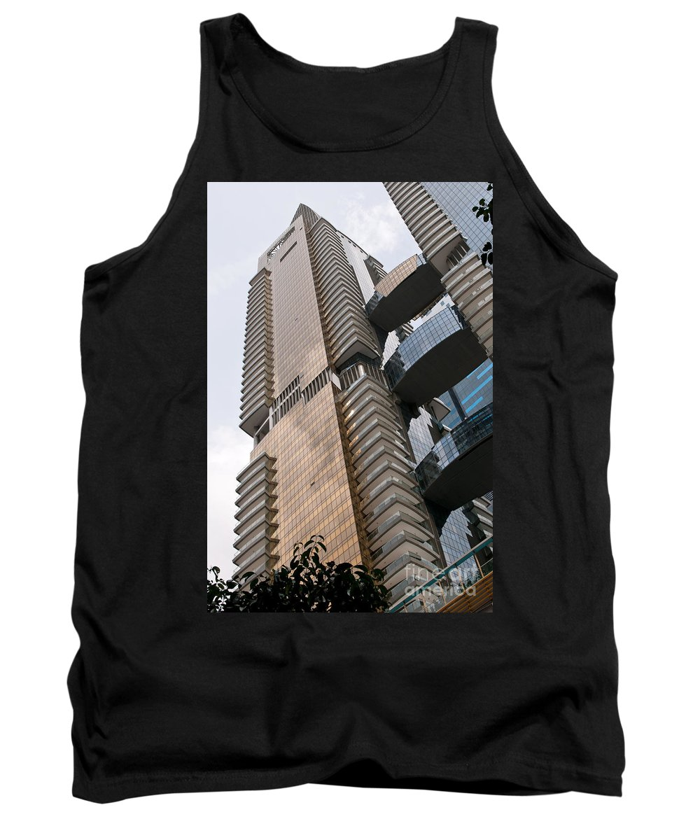 One Shenton Tank Top featuring the photograph One Shenton 06 by Rick Piper Photography