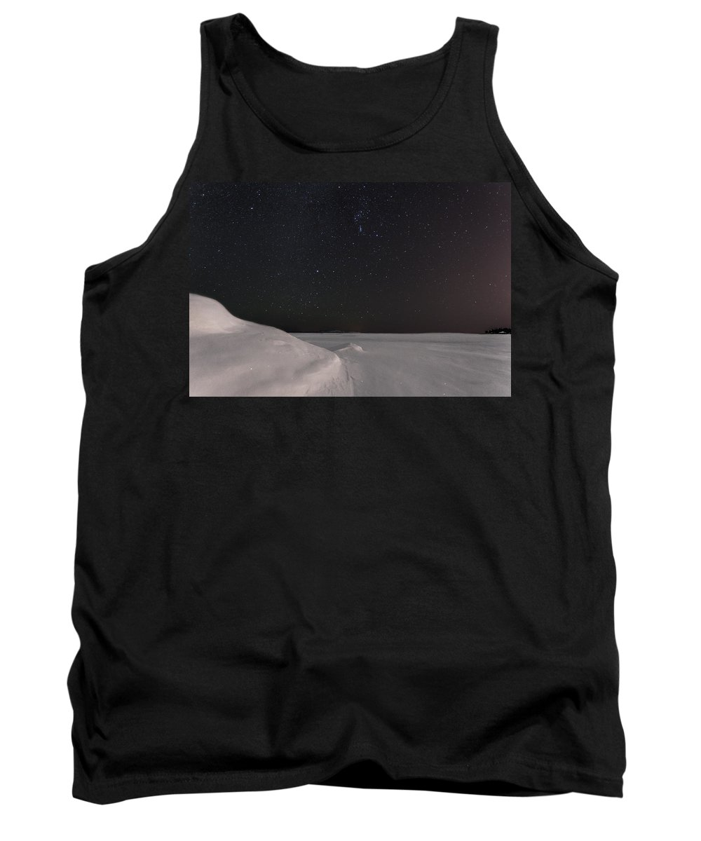 Alnilam Tank Top featuring the photograph Orion by Jakub Sisak