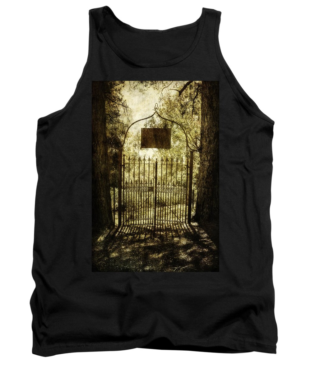 Montsalvat Tank Top featuring the photograph Orpheus by Andrew Paranavitana