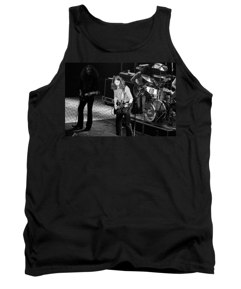 Outlaws Tank Top featuring the photograph Outlaws #21 by Ben Upham