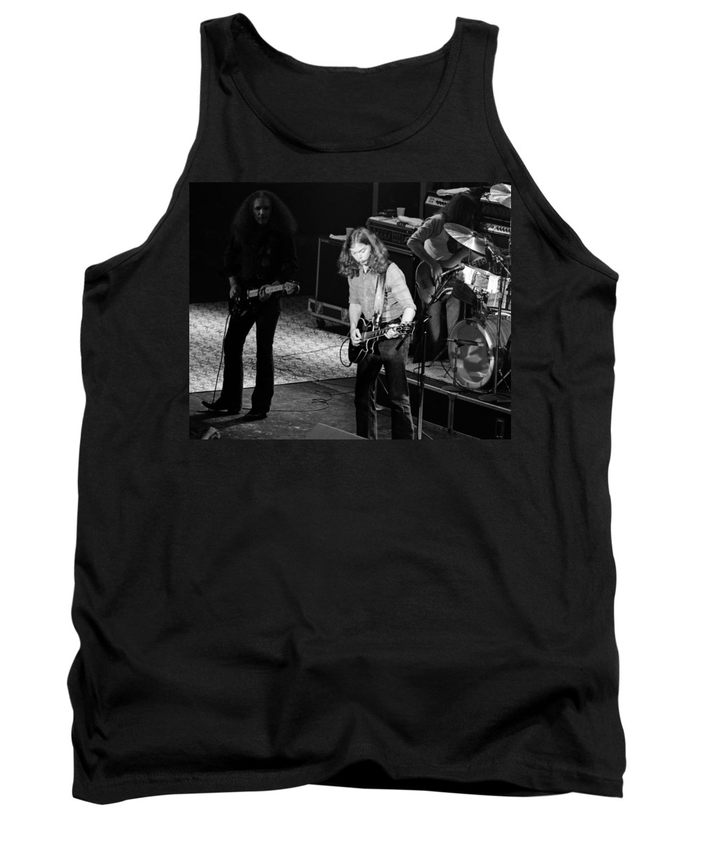 Outlaws Tank Top featuring the photograph Outlaws #21 Crop 2 by Ben Upham