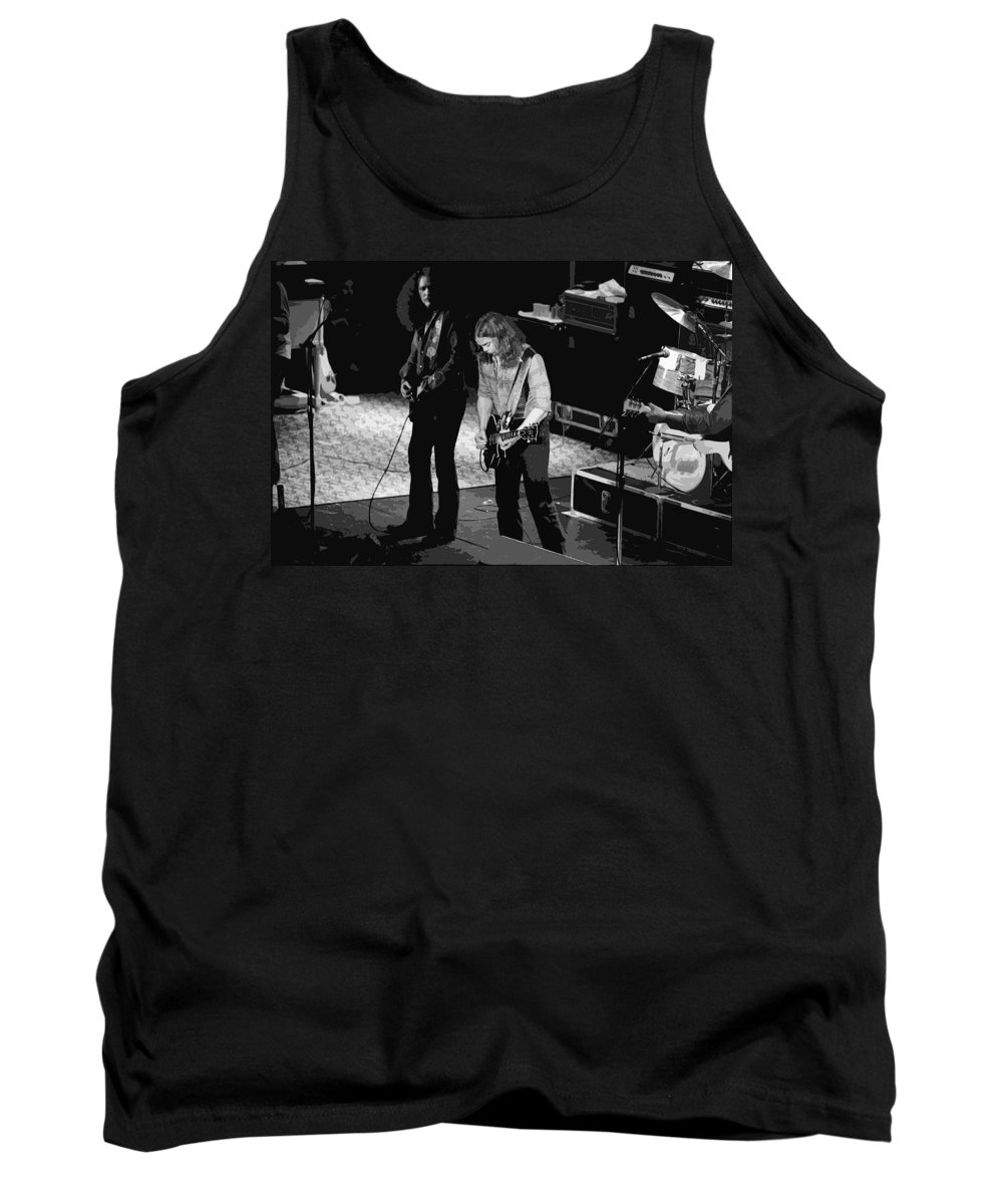 Outlaws Tank Top featuring the photograph Outlaws #31 Art by Ben Upham