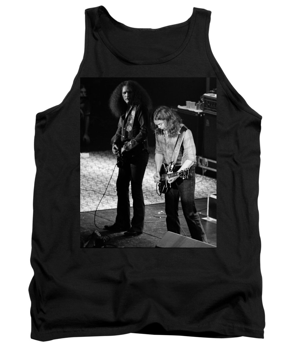 Outlaws Tank Top featuring the photograph Outlaws #31 Crop 2 by Ben Upham