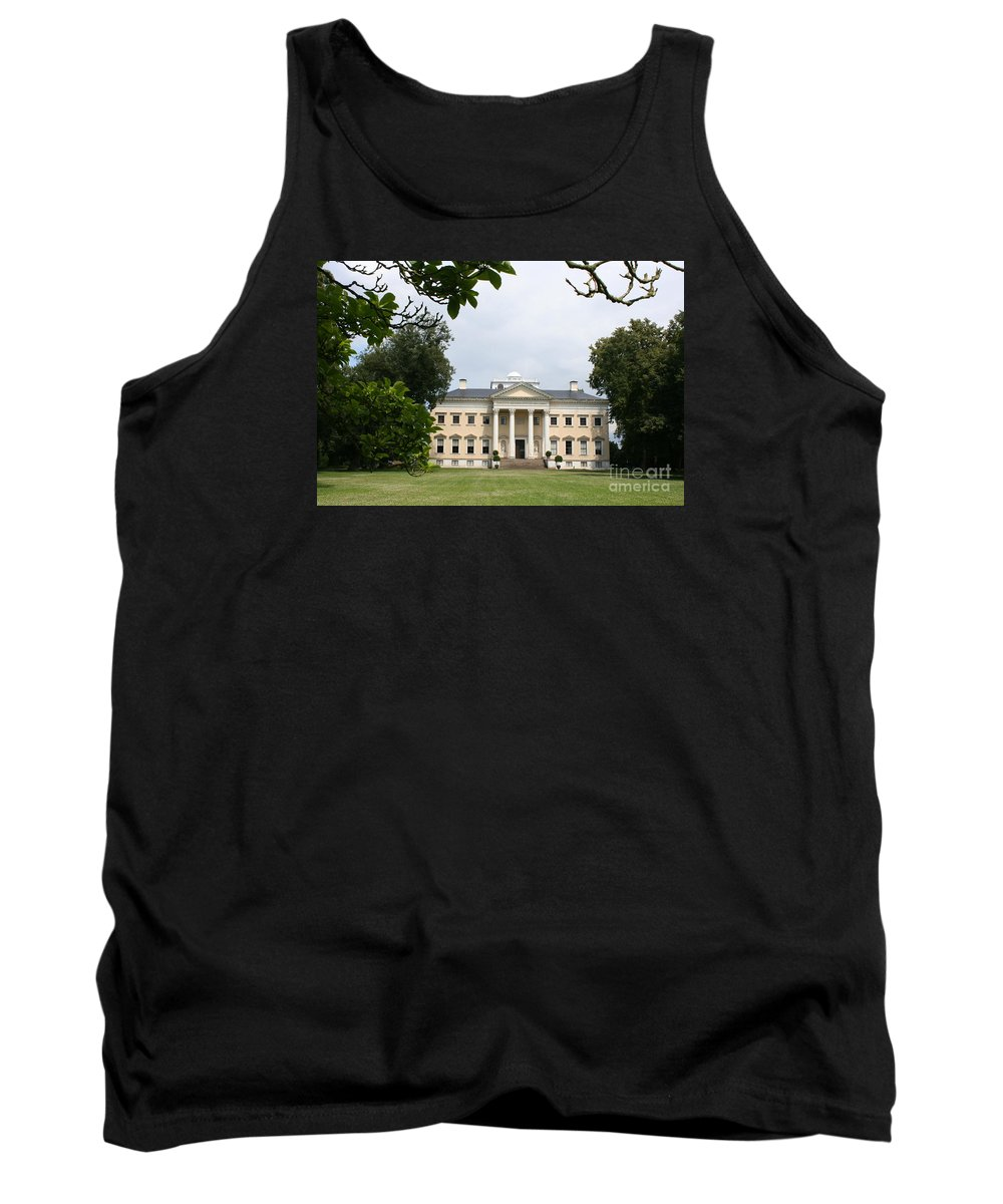 Palace Tank Top featuring the photograph Palace Woerlitz by Christiane Schulze Art And Photography