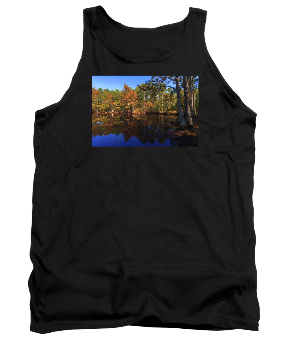 Chad Dutson Tank Top featuring the photograph Passing Through by Chad Dutson