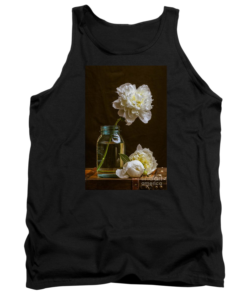 Old Tank Top featuring the photograph Remembrance by Edward Fielding