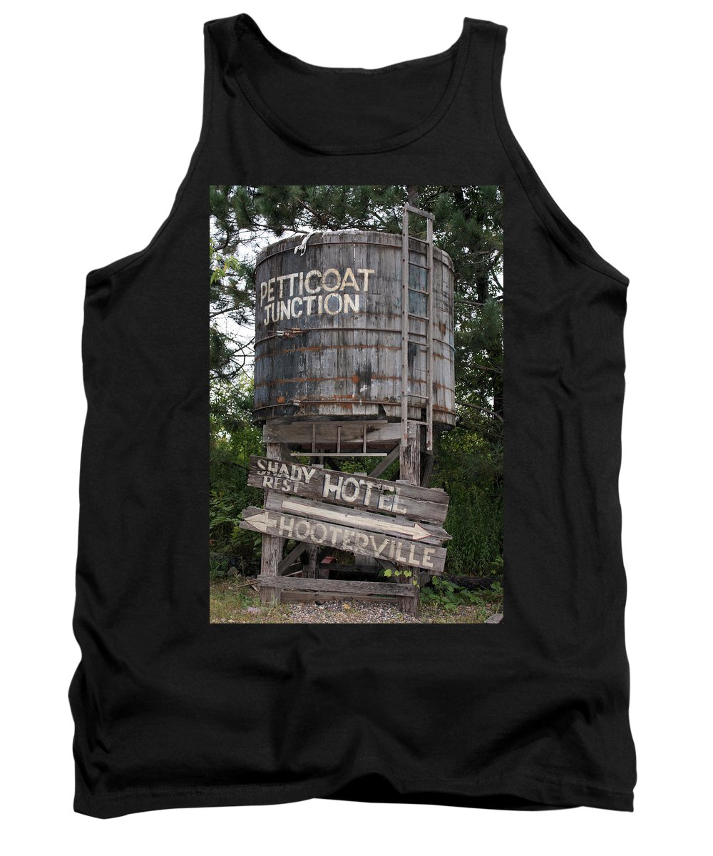 Petticoat Junction Tank Top featuring the photograph Petticoat Junction by Kristin Elmquist